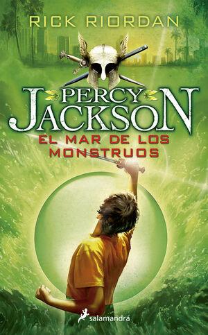 EL MAR DE LOS MONSTRUOS PERCY JACKSON