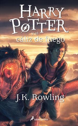 T4 HARRY POTTER Y EL CALIZ DE FUEGO