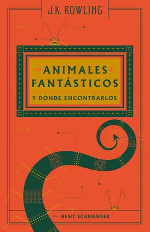 ANIMALES FANTASTICOS Y DONDE ENCONTRALOS