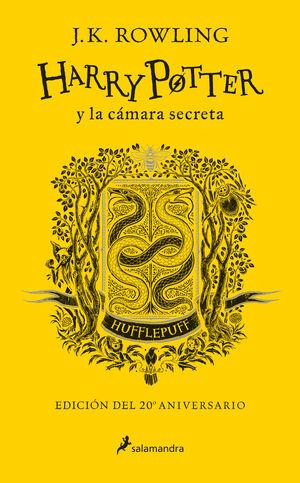 T2 HARRY POTTER Y LA CÁMARA SECRETA. HUFFLEPUFF