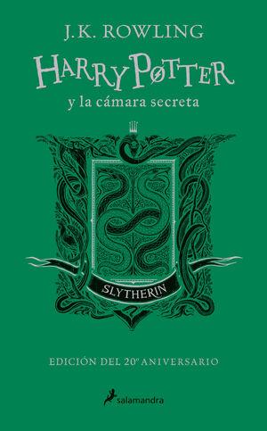 T2 HARRY POTTER Y LA CÁMARA SECRETA. SLYTHERIN