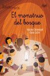 MONSTRUO DEL BOSQUE,EL (LETRA MANUSCRITA)