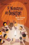 MONSTRUO DEL BOSQUE, EL. (LETRA DE IMPRENTA)