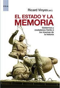 ESTADO Y LA MEMORIA, EL