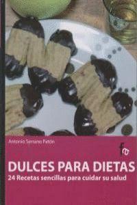 DULCES PARA DIETAS