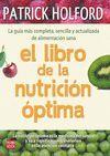 LIBRO DE LA NUTRICION OPTIMA, EL.