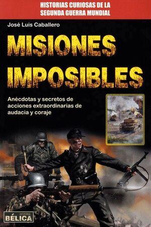 MISIONES IMPOSIBLES
