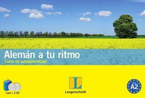 ALEMAN A TU RITMO. CURSO DE AUTOAPRENDIZAJE LIBRO-2 CD