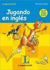 JUGANDO EN INGLES -THE BLUE BOOK