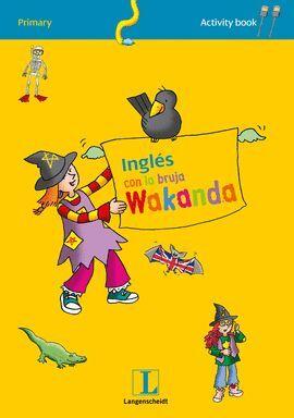 011 WB LEVEL 1 INGLES CON LA BRUJA WAKANDA