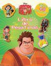 ¡ROMPE RALPH! LIBRO DE PEGATINAS