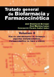 T2 TRATADO GENERAL DE BIOFARMACIA Y FARMACOCINETICA