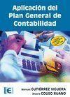 APLICACION DEL PLAN GENERAL DE CONTABILIDAD.