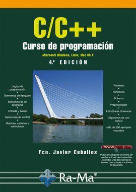 C/C++ CURSO DE PROGRAMACION  4ªED.