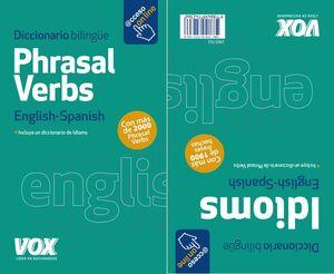 017 PHRASAL VERBS ENGLISH-SPANISH (DICCIONARIO BILINGUE)
