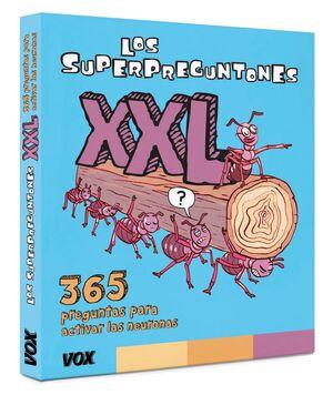 LOS SUPERPREGUNTONES XXL