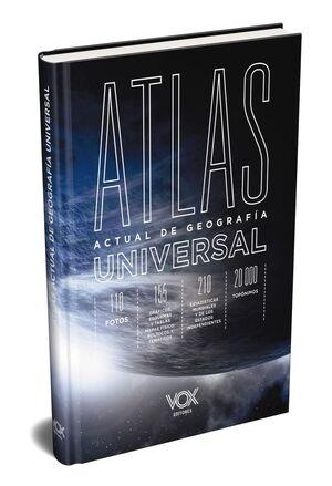 019 ATLAS ACTUAL DE GEOGRAFÍA UNIVERSAL