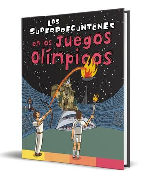 LOS SUPERPREGUNTONES EN LOS JUEGOS OLÍMPICOS
