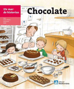 UN MAR DE HISTORIAS: CHOCOLATE