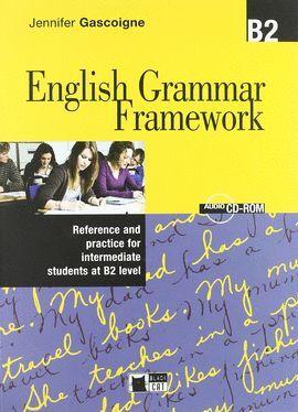 ENGLISH GRAMMAR FRAMEWORK INTERMEDIATE + CD