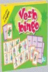 VERB BINGO -LET'S PLAY IN ENGLISH