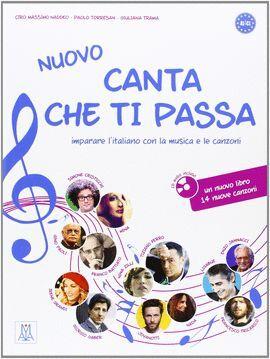 013 NUOVO CANTA CHE TI PASSA  ALUMNO+CD