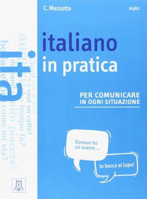 017 A1/A2 ITALIANO IN PRATICA +DVD