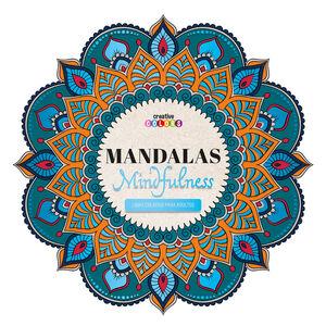 MANDALAS MINDFULNESS. LIBRO CREATIVO PARA ADULTOS