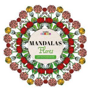 MANDALAS MARAVILLOSOS. LIBRO CREATIVO PARA ADULTOS