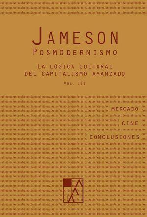 LA LÓGICA CULTURAL DEL CAPITALISMO AVANZADO 3