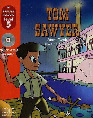 07 TOM SAWYER -LEVEL 5 +CD ROM