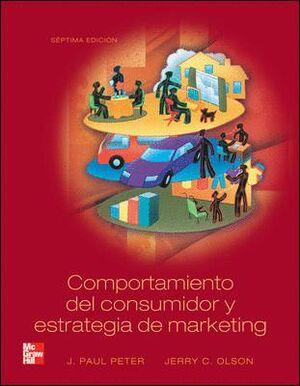 COMPORTAMIENTO DEL CONSUMIDOR Y ESTRATEGIAS DE MARKETING - 7ª EDI
