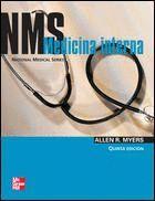 MEDICINA INTERNA - NATIONAL MEDICAL SERIES - 5ª EDICION