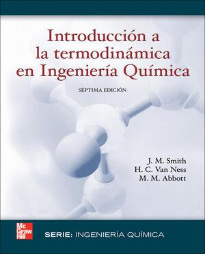 *** INTRODUCCION A LA TERMODINAMICA INGENIERIA QUIMICA - 7 EDICION