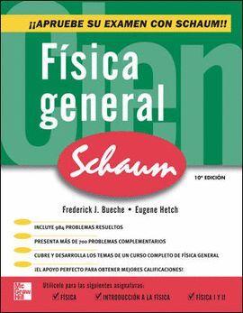 SCHAUM FISICA GENERAL 10ª EDCION