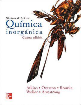QUIMICA INORGANICA -4 EDICION