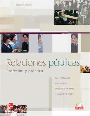 RELACIONES PUBLICAS -PROFESION Y PRACTICA (+ DVD)