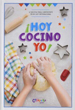 ¡HOY COCINO YO!