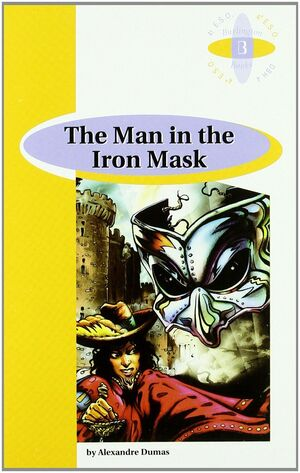 THE MAN IN THE IRON MASK 4 E.S.O.