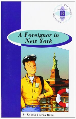 A FOREIGNER IN NEW YORK 2BACH.