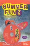 009 2ESO SUMMER FUN. INGLES PARA LAS VACACIONES (+CD)