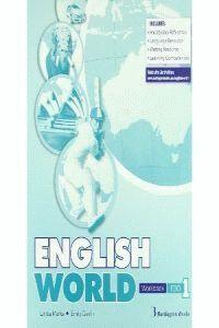 011 1ESO WB ENGLISH WORLD