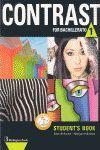 011 1BACH SB CONTRAST FOR BACHILLERATO STUDENT¦S BOOK