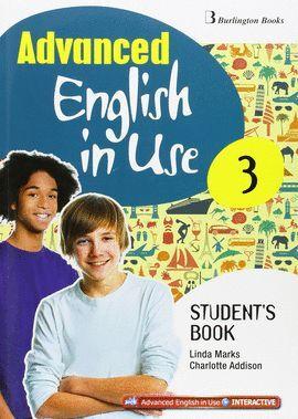 015 3ESO SB ADVANCED ENGLISH IN USE
