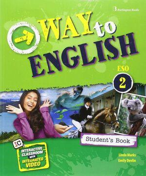 016 SB 2ESO WAY TO ENGLISH
