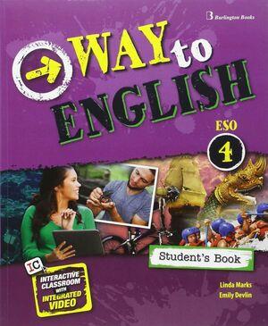 016 SB 4ESO WAY TO ENGLISH
