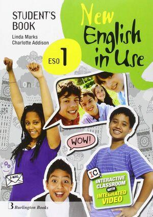 016 1ESO SB NEW ENGLISH IN USE