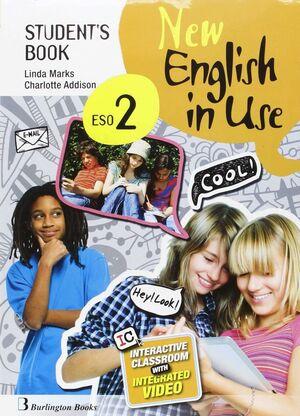 016 2ESO SB NEW ENGLISH IN USE