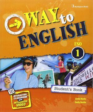 016 1ESO SB WAY TO ENGLISH